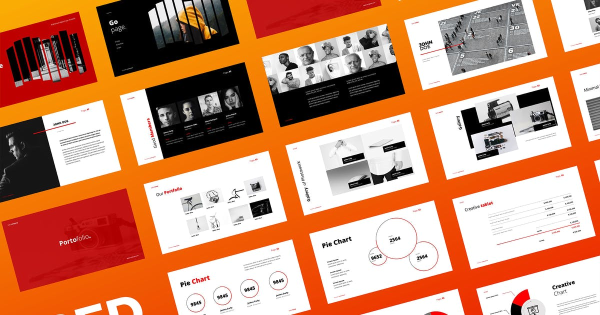Download Consulting Brand Presentation by celciusdesigns