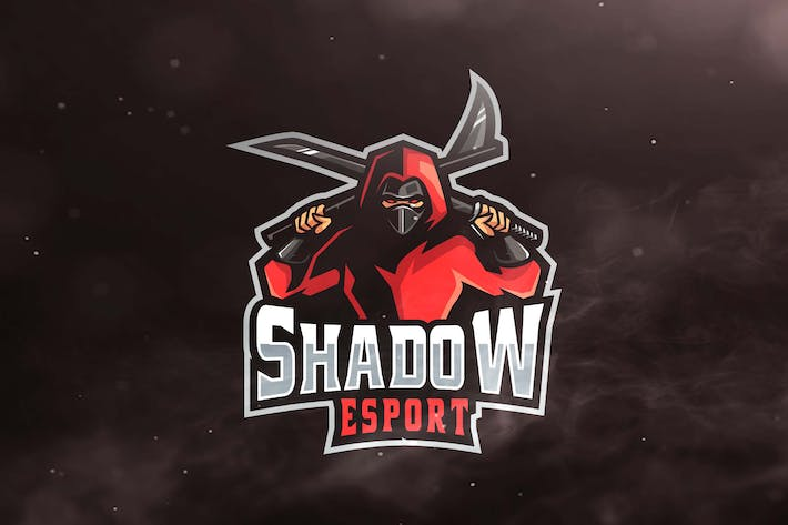 Thumbnail for Shadow Sport and Esports Logo