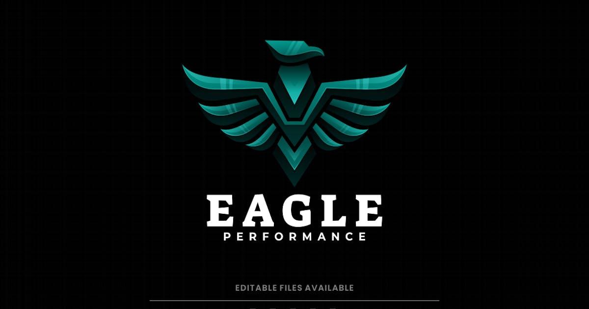 Download Eagle Gradient Logo by artnivora_std