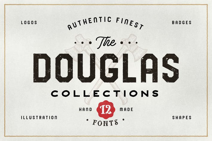Thumbnail for The Douglas Collections