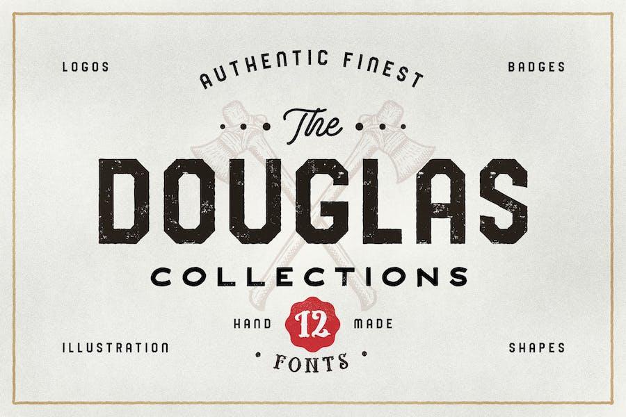 Die Douglas-Kollektionen