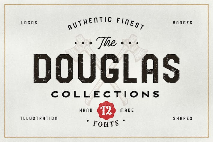 Download fonts envato elements thumbnail for the douglas collections stopboris Images