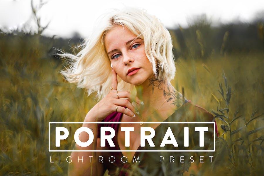 10 пресетов портретного Lightroom