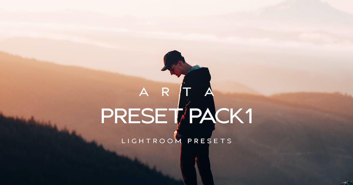 Download ARTA Preset Pack 1 For Mobile and Desktop Lightroo by artapresets