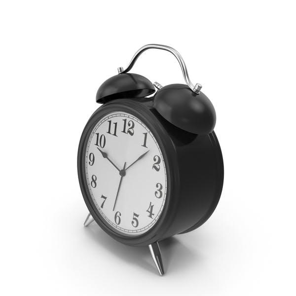 Thumbnail for Black Alarm Clock