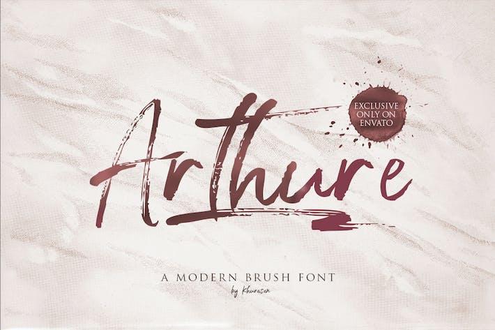 Thumbnail for Arthure Script