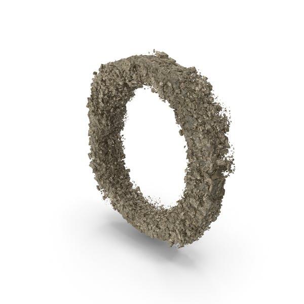 Thumbnail for Destruction Stone Letter O