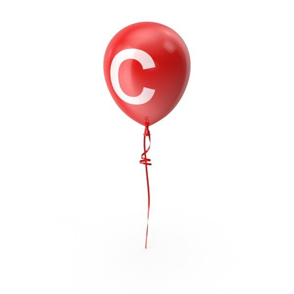 Thumbnail for Letter C Balloon