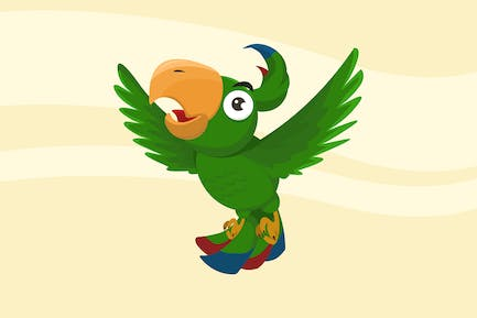 Parrot - Character FR