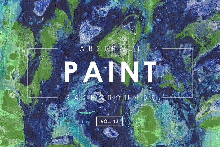 Thumbnail for Abstract Paint Backgrounds Vol. 12