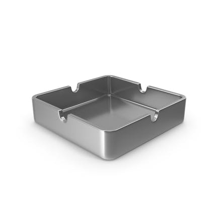 Ashtray Silver