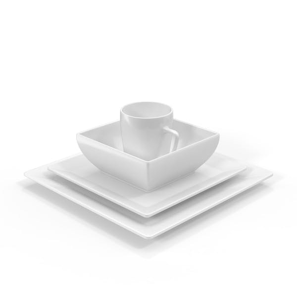 Thumbnail for Dishware Set 01