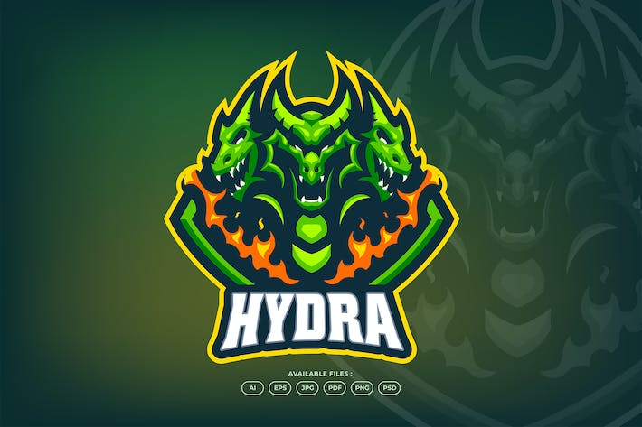 Thumbnail for Angry Hydra Snake Dragon