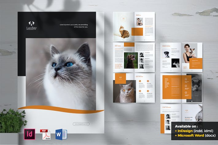 Thumbnail for LOSI Pet Shop Business Brochure