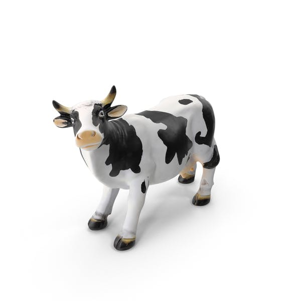 Thumbnail for Cow Statue