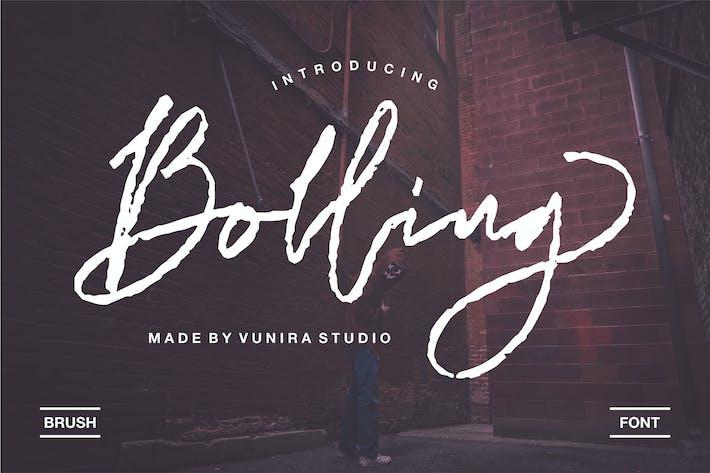 Bolling | Fuente de pincel