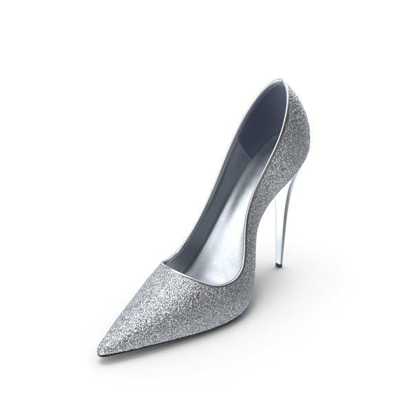 Women's Shoes Silver