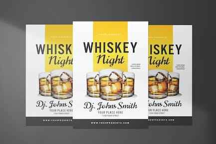 Whisky NIght Flyer