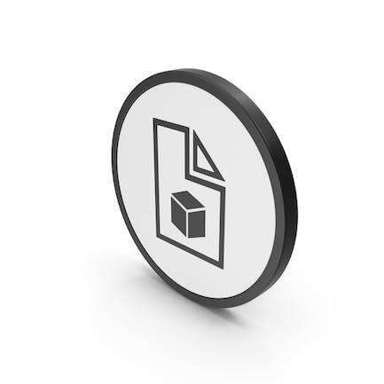 Icon 3D File