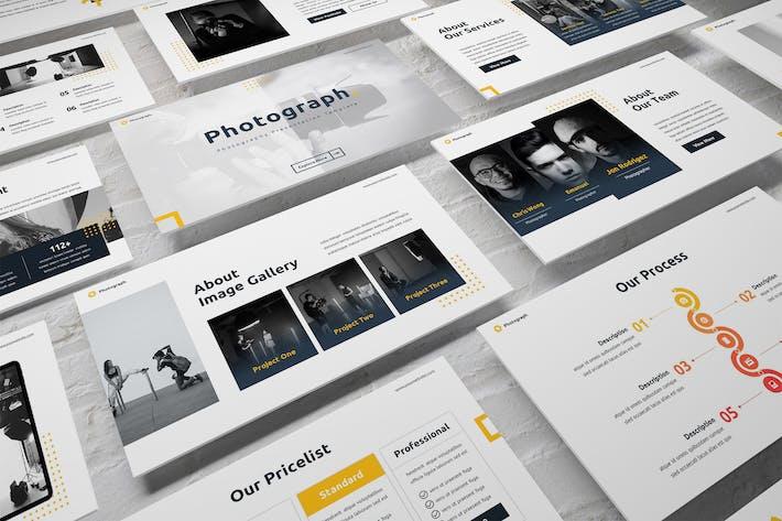 Photograph - Studio Powerpoint Template