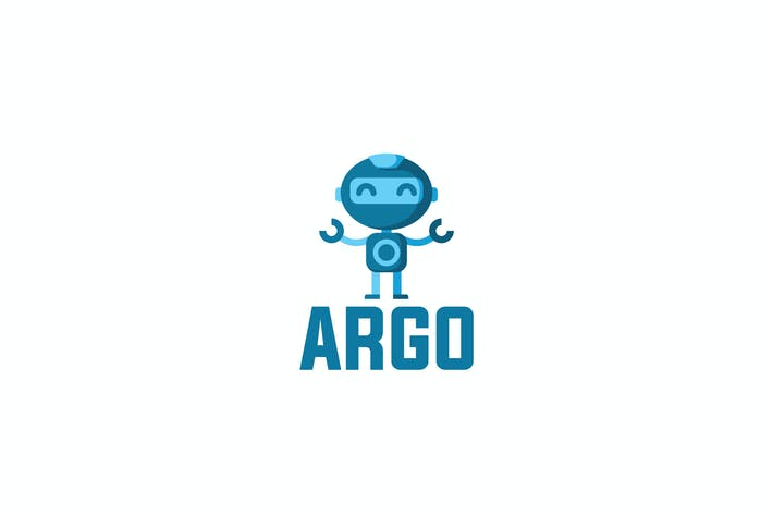 Thumbnail for Argo - Robotic Logo