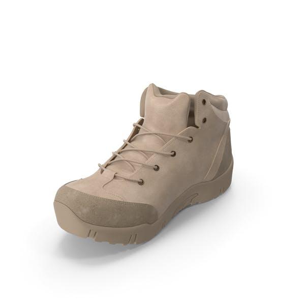 Mens Boots Beige