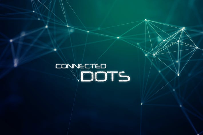 Cover Image For Connected Dots