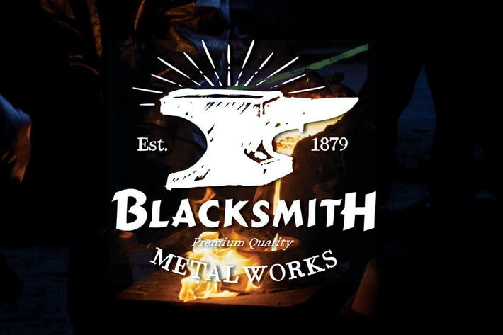 Thumbnail for Blacksmith badge