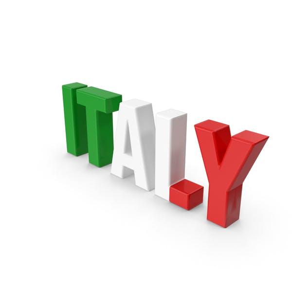 Italien Text