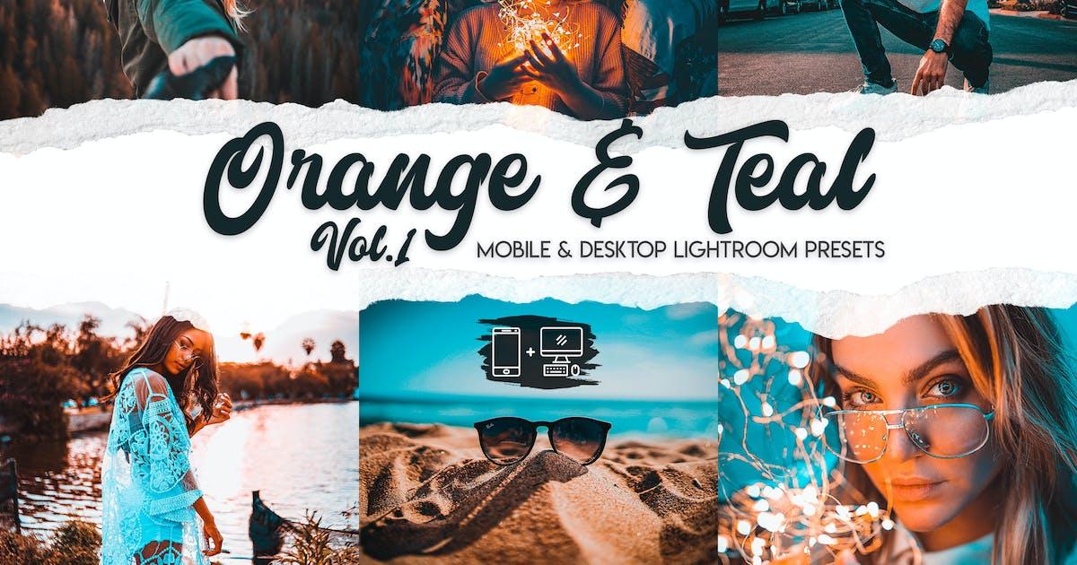 Download Orange & Teal Lightroom Presets Vol. 1 by ClauGabriel