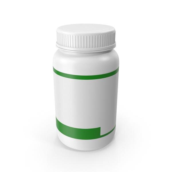 Бутылка таблеток