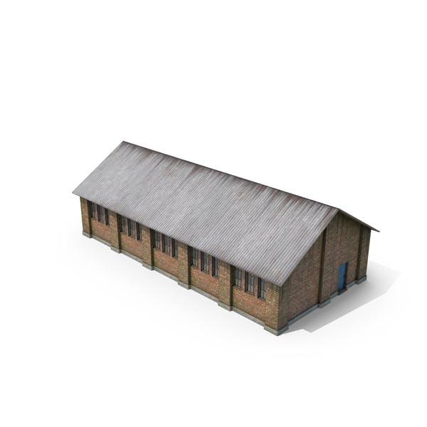 Brick Lagerhaus