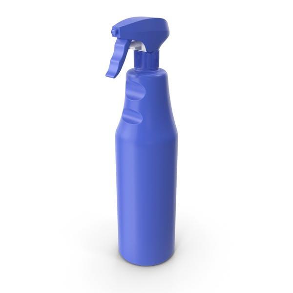 Бутылка для распыления моющего средства