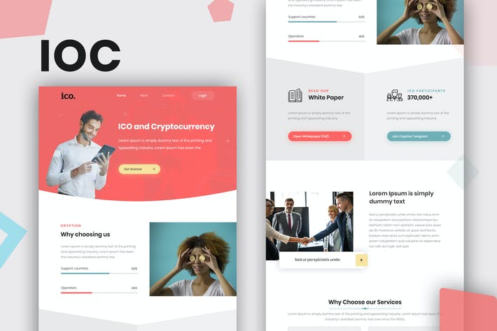 Thumbnail for ICO - Email Newsletter