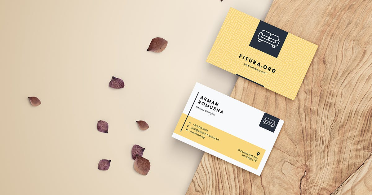 Download Business Card by Last40