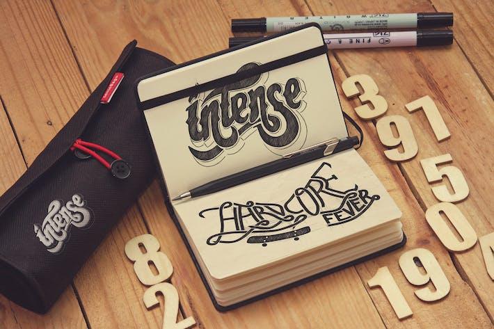 Thumbnail for Sketch Pocket Notebook Hortizontal