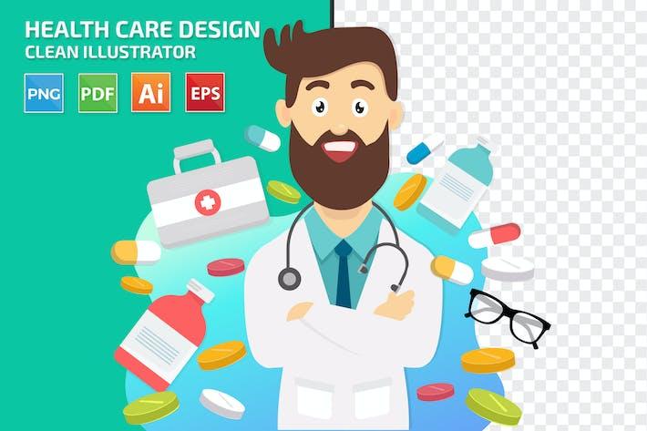 Thumbnail for Дизайн Здравоохранения