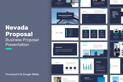 Nevada Business Proposal Presentation