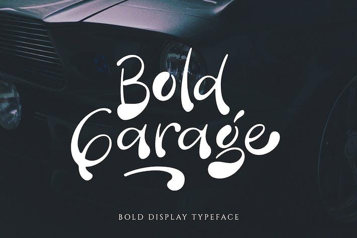 Bold Garage - Bold Display
