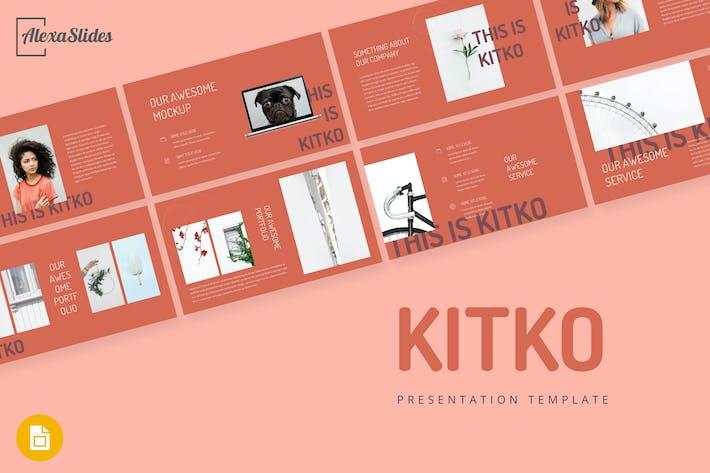 Thumbnail for Kitko - Google Slides Presentation Template