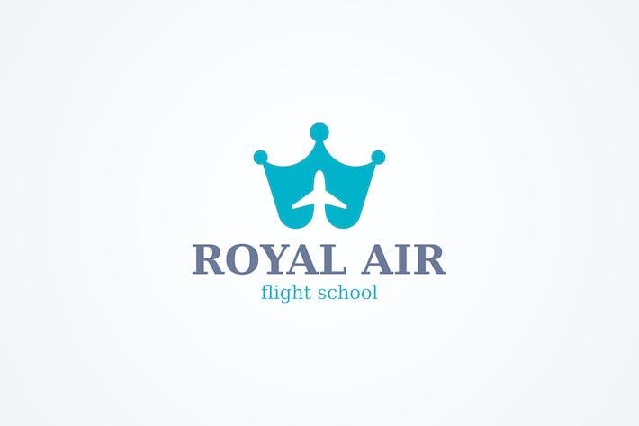 Thumbnail for Шаблон логотипа плоскости