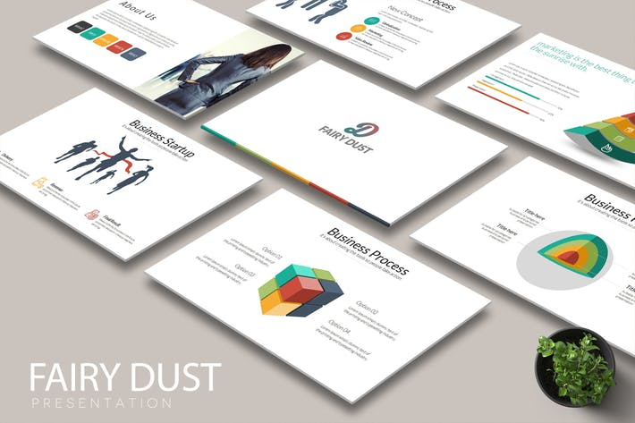 DUST Powerpoint