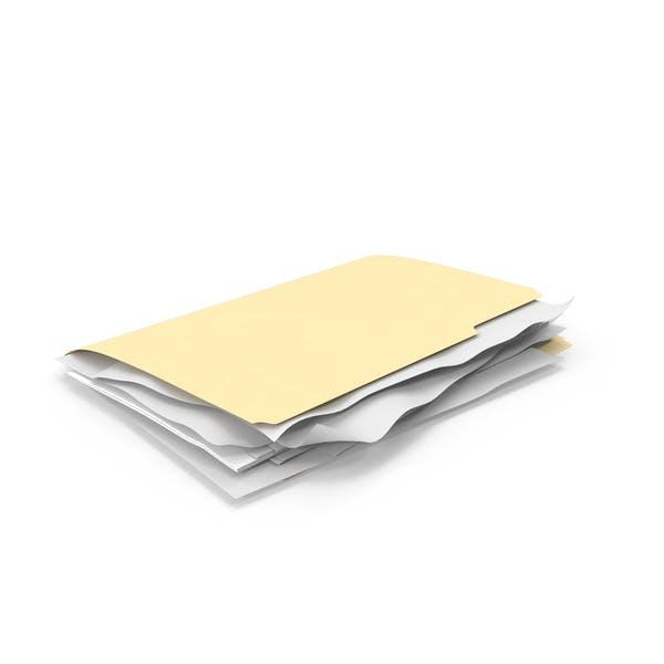 Thumbnail for Stuffed File Folder