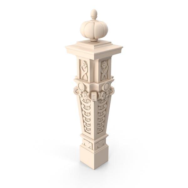 Exterior Column