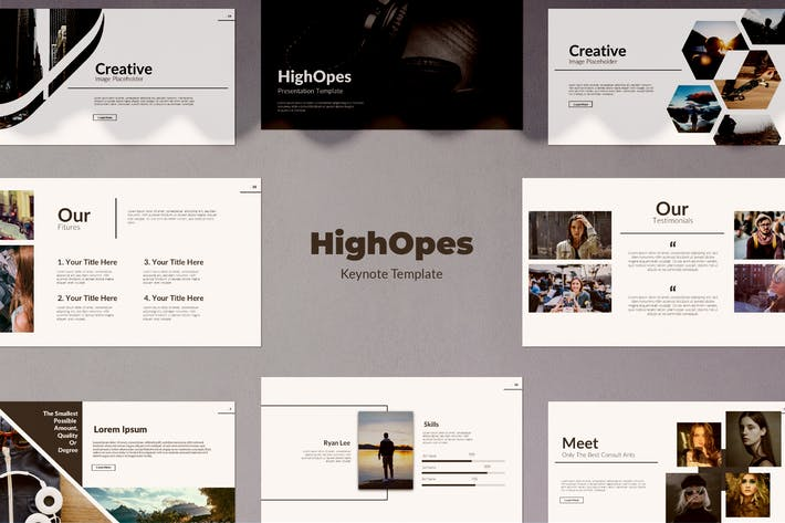 Thumbnail for Highopes Powerpoint