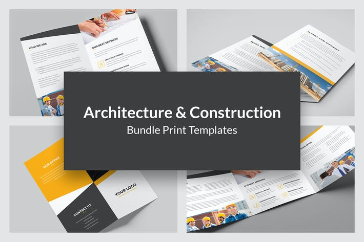 Thumbnail for Architecture & Construction – Bundle 5 in 1