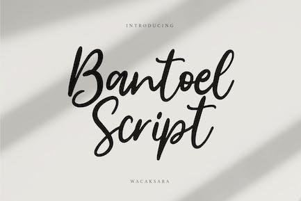Bantoel Script
