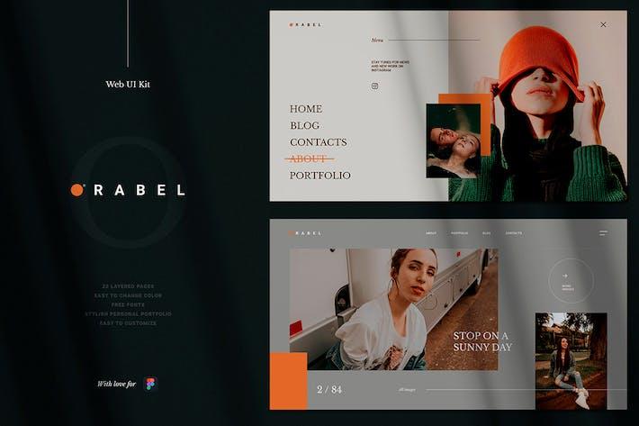 Thumbnail for Orabel Web UI Kit