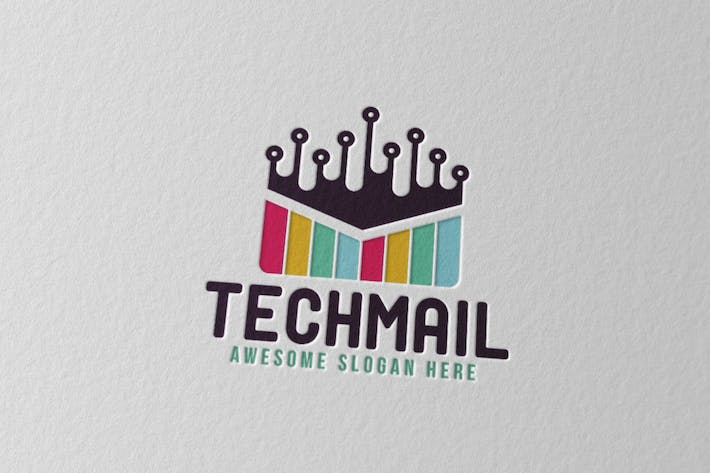 Cover Image For Techmail Logo