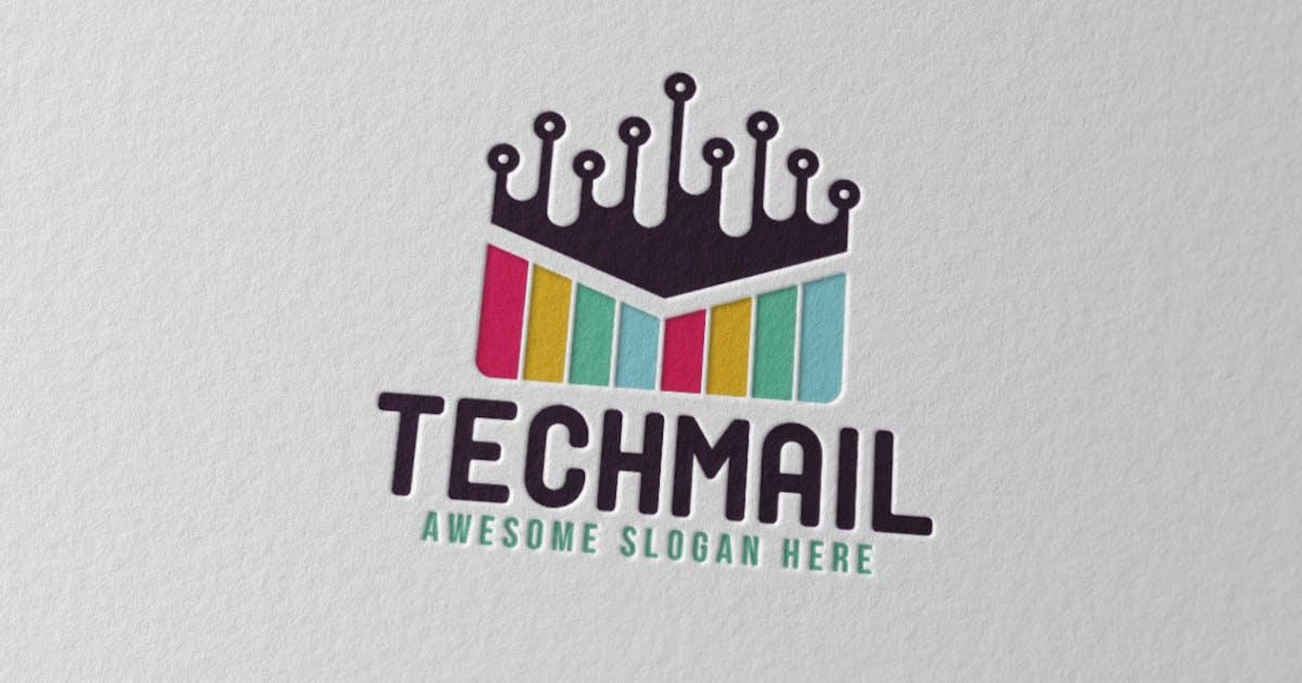 Techmail Logo by Unknow